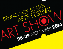 Brunswick South Art Show 2014