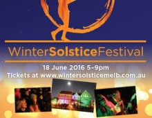 Winter Solstice Festival Tickets 18 June 2016 ~ Limited tickets are selling Fast, Don't miss out!