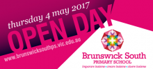 Open Day – Thursday 4th May, 2017