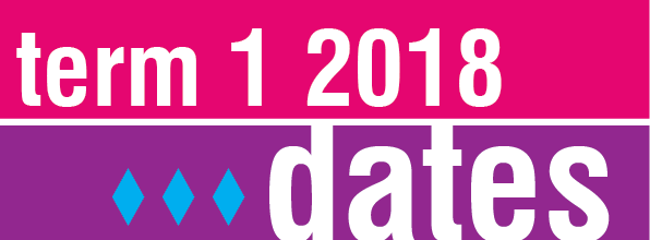 2018 start dates