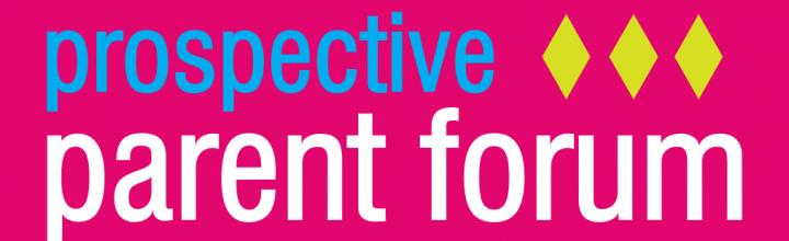 Prospective parent forum