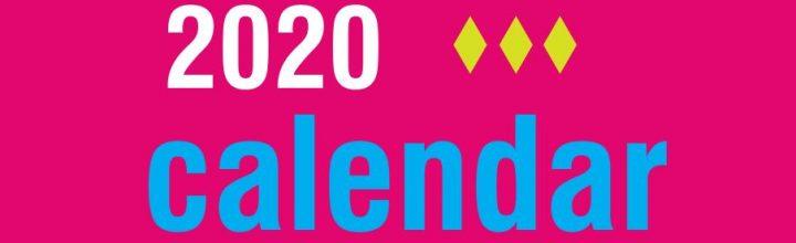 Term 1 – 2020